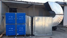低空油���Q化�b置 低空直排油���Q化器设备 环保达标