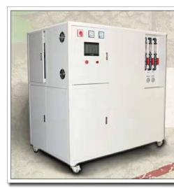 定制检测中心一体化实验室废水处理设备工程 出水达标排放