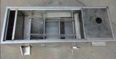 食品加工厂油水分离器 隔油池