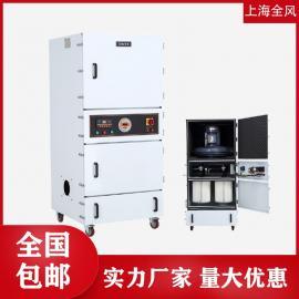 11000w大功率粉�m集�m�C 工业用磨床集�m器