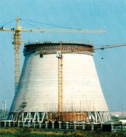 冷却塔滑模|滑模凉水塔|新建冷却塔|建凉水塔公司
