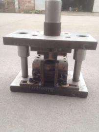 自动冲孔下料机 冷冲压设备 金属加工 方管冲孔机 液压冲孔切角