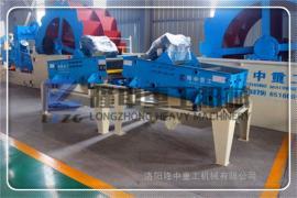 洗沙生产尾矿脱水筛 细沙回收机械设备 环保制砂