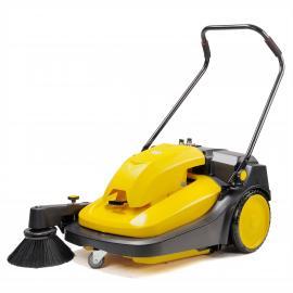 皓森手推式电动吸尘清扫机CJS70-1工厂车间 用电动扫地机