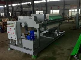 800型污水处理脱水板框压滤机,全自动拉板压滤机