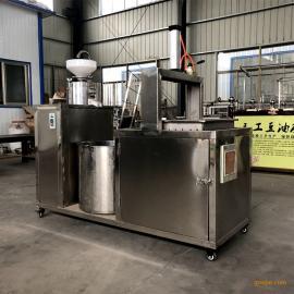 中弘家用小型豆腐机 高产量高收益豆腐设备Z-DF