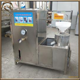 中弘全自动豆腐机热销 家用豆腐机不锈钢材质