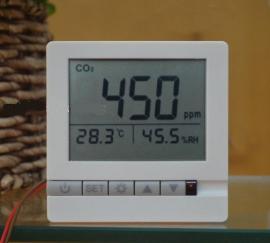 室内环境用二氧化碳检测仪86盒CO2