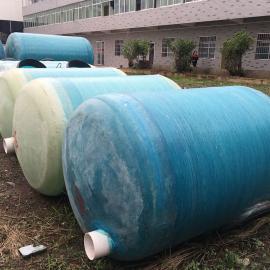 绿明辉旱厕改造住宅区30立方一体成型化粪池厂家供应