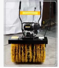 手推式扫雪机 小区工厂汽油除雪机 小型积雪清理机