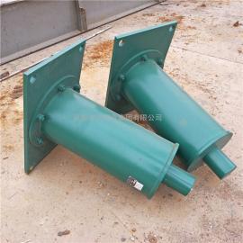 弹簧钢体缓冲器 双梁起重机防撞缓冲器 HT3-800行车弹簧缓冲器