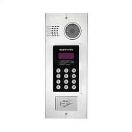 千居手机对讲APP开锁 手机楼宇可视对讲门口机