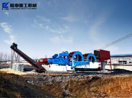 洗砂回收一体机何实现快速转场,同时保证工作稳定性