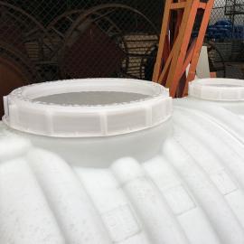 耐腐蚀容器0.8m3化粪池三格式塑料化粪池