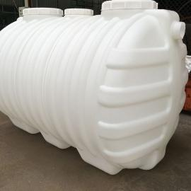 耐腐蚀一体成型0.6立方化粪池一体成型化粪池