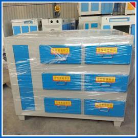活性炭箱废气吸附装置处理工业废气活性碳净化设备