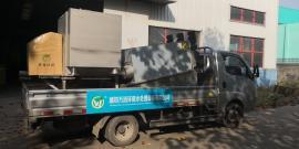 化粪池污泥处理设备 ,不锈钢耐腐蚀,全自动无污染