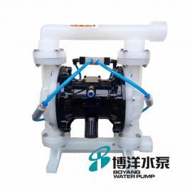 工博QBF-65铝合金钙粉专用气动粉体输送泵QBYF,QBF