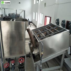 叠螺式不锈钢污泥脱水机,大型高效污泥脱水机