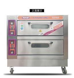 新南方YXD40c商用电烤箱二层四盘面包大型披萨烤箱炉商用