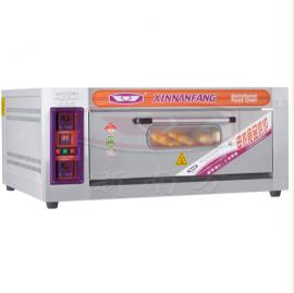 新南方烤箱商用大容量��与p�P燃�夂�t面包披�_�t