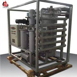 ZJA系列电力变压器现场检修快速深度过滤变压器油双级真空滤油机