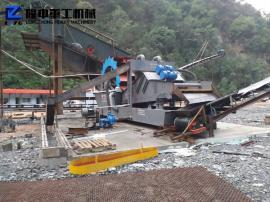 石粉洗砂机生产商 石粉洗砂机生产线