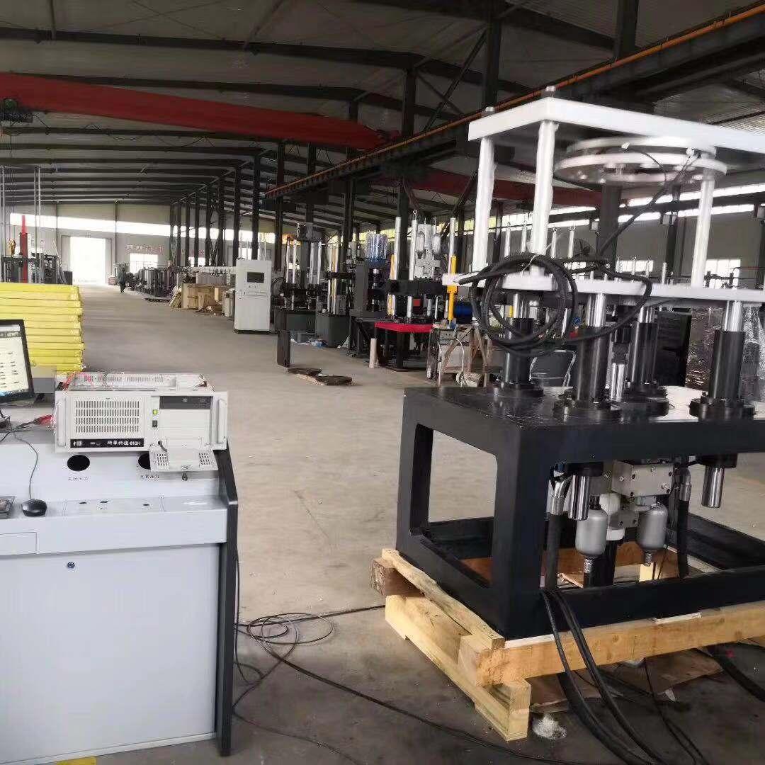 汽车备胎升降器在线检测试验台层层把关厂家