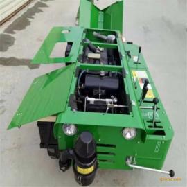 赛德顺自走式田园管理机 履带式开沟施肥回填机 旋耕回填机