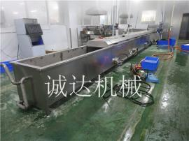 优质鱿鱼漂烫流水线设备