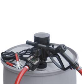 大量提供防冻液柴油机油电动油桶装加注机