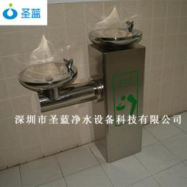 直喷口式饮水机 运动场直饮水台 户外免杯饮水台