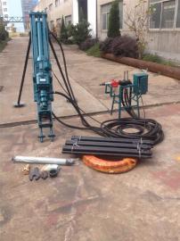 潜孔钻机冲击器履带式液压潜孔钻机