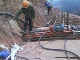风动潜孔钻机SKD100气电联动潜孔钻机