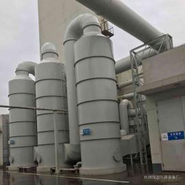 铝厂除氟硼酸钾烟气环保设备