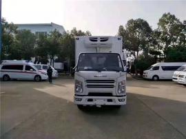 国六江铃顺达冷藏车配置