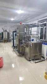 实验型中小牛奶加工生产线,干酪生产设备