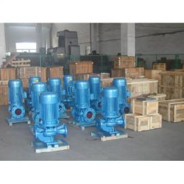 IRG50-200A立式热水管道离心泵