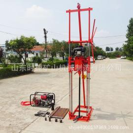卷扬机款地质勘探钻机BZ-30S