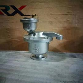 不锈钢P4X复合式高速排气阀CARS-16Q污水快速排气阀
