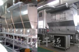 偏硅酸钠专用箱式沸腾干燥设备 先进偏硅酸钠沸腾烘干机