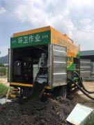 九九八H3全自动化操作干湿分离吸污车行业领先