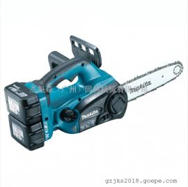 牧田充电式电链锯DUC252RM2 锂电池 充电式木材链条锯250mm