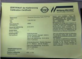 德国进口Warmbier电阻测试仪-赤象工业现货出售