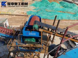 洗砂机械生产线 洗砂机械贵吗 隆中*砂石厂生产线设备