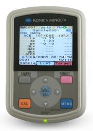 柯尼卡美能达CM-700D便携式(高精度)分光色差仪