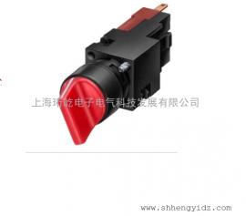 西�T子3SB2按�o和指示�舭惭b直��16mm