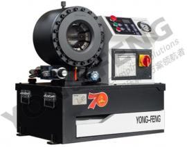 Y120超薄扣压机、压管机、缩管机。整机质保三年
