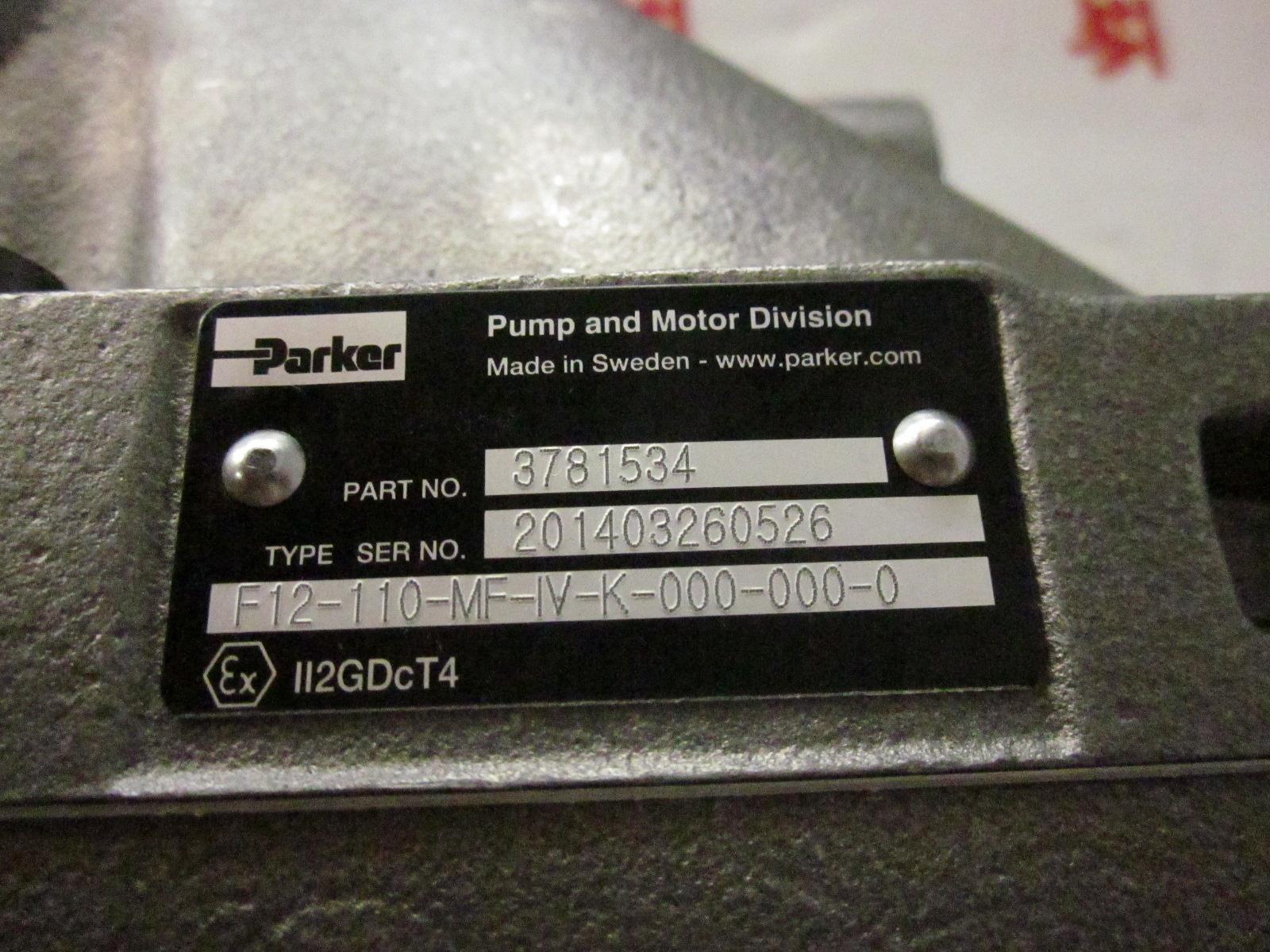 3785731 F12-110-MF-IV-Z-000-0000-00 马达