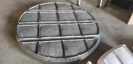 定做加工 不锈钢丝网除沫器 丝网除雾器 迅茂除沫器